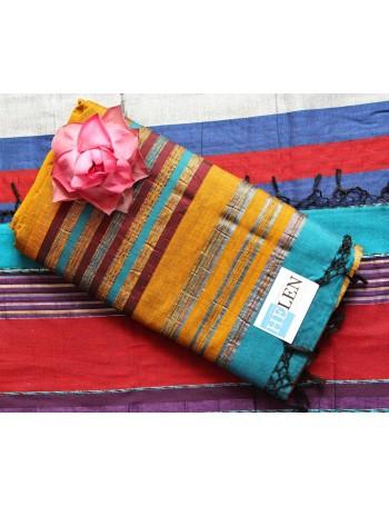 Lotus Collection Saree - Helen Handlooms (Immediate Shipping)